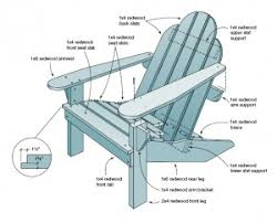chairplan for the home pinterest furniture plans outdoor
