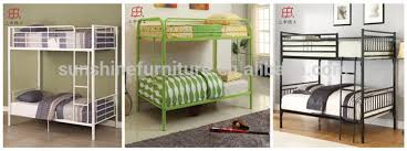 Heavy Duty Metal Twin Over TwinTwin Over Full Size Bunk Beds For - Heavy duty metal bunk beds