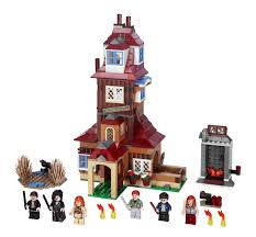 amazon com lego harry potter the burrows 4840 toys u0026 games