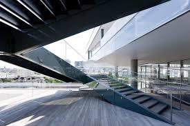 delugan meissl porsche museum leeum museum seoul south korea u2013 oma u2013 iwan baan