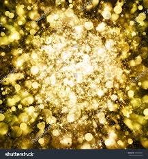 Sparkle Christmas Lights by Gold Sparkle Glitter Background Glitter Stars Stock Illustration