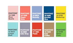 hottest colors spring 2016