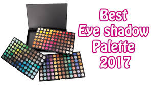 best color palettes 2017 best eyeshadow palette 2017 professional 252 color eyeshadow