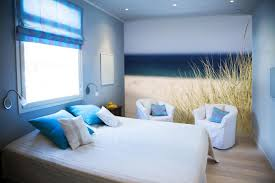bedroom luxurious beach themed room decor modern new 2017 design