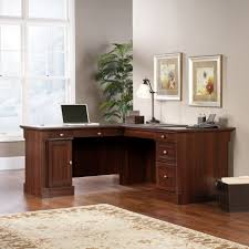 Sauder L Shaped Desk With Hutch Palladia L Shaped Desk 413670 Sauder L Shaped Executive Desk