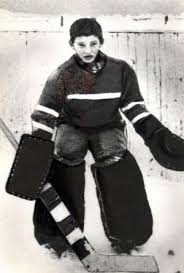 11 years old that has highlights at the bottom of their hair vladislav tretiak 11 years old soviet hockey советский
