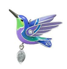hummingbird ornaments for your tree