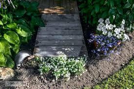 Wood Pallet Garden Ideas Funky Garden Ideas Image Of Wood Pallet Garden Funky Diy Garden