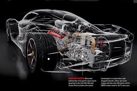 future ferrari ferrari to go hybrid ferrari laferrari rear engine 02 gt speed