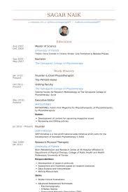 Pta Resume Sample by Physiotherapist Cv örneği Visualcv özgeçmiş örnekleri Veritabanı