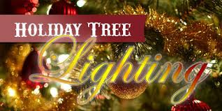 Christmas Tree Lighting Holiday Tree Lighting City Of Rocklin