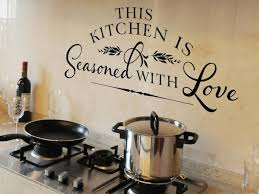 inexpensive kitchen wall decorating ideas cute kitchen wall decorating ideas 32 creative diy decor ideas