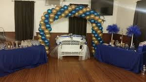 royal blue and gold baby shower decorations the of decorating richmilannovels