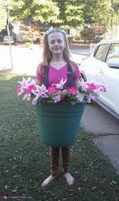 Pot Halloween Costumes Flower Pot Costume Easy Costumes Flower Pot Costume Costumes