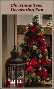 848 best christmas tree decorating fun images on pinterest