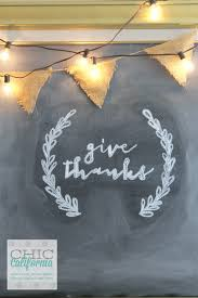 thanksgiving chalkboard art thanksgiving printable and perfect chalkboard writing chic
