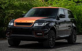 land rover kahn land rover range rover sport sdv6 kahn edition unreg 7s auto