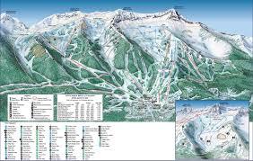 Map Alberta Canada by Fernie Alpine Trail Map Fernie Alpine Alberta Canada U2022 Mappery