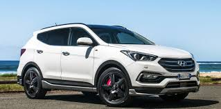 hyundai santa fe price 2016 hyundai santa fe series ii pricing and specifications
