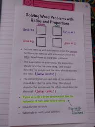 math u003d love solving word problems with ratios and proportions