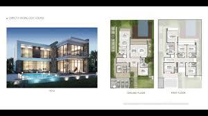 Dubai House Floor Plans Damac Beverly Hills Boutique Villas Floor Plan Dubailand Dubai