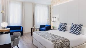 les types de chambres dans un hotel chambres familières a hôtel de luxe a malaga hôtel molina lario