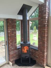 the hagley stoves team have installed this lovely contura 850