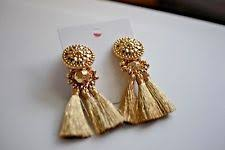 hm earrings h m fashion earrings ebay