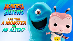 watch monsters aliens episode 1 area fifty