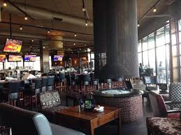Fire Pits Denver by Fire Pit And Lounge Picture Of Bar Louie Denver Tripadvisor