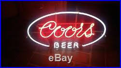 vintage coors light neon sign coors vintage neon sign