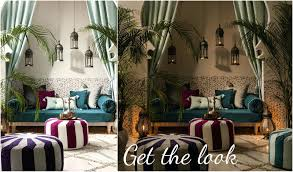 cheats on home design app moroccan interior design living room get the look oasis interior