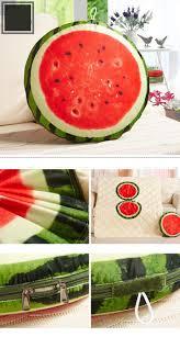 3d fruit cushion blanket pillow cushion decorative quilt home