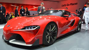 nissan z new nissan z u0026 toyota supra concepts to take centre stage shown in