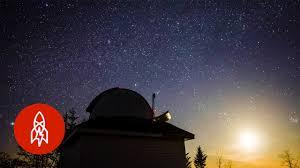 the blind astronomer of nova scotia youtube