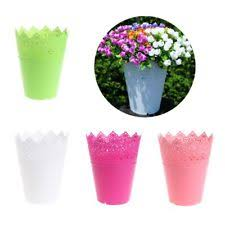 Decorate Flower Vase Plastic Flower Vase Ebay