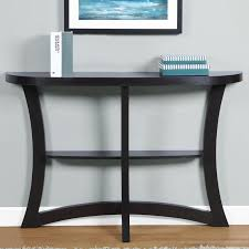 Hallway Accent Table Half Circle Console U0026 Sofa Tables You U0027ll Love Wayfair