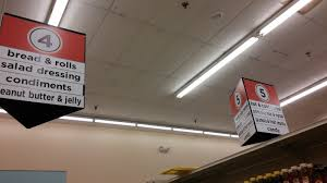 Aisle Markers Shoppers Aisle Markers Towson 803 Goucher Blvd Towson Md U2026 Flickr