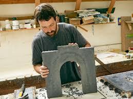 build this beautiful concrete bench concrete furniture concrete