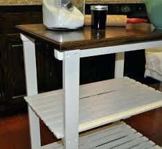 kitchen island woodworking plans small kitchen island on wheels makushina