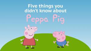 peppa pig worth u2013 secret popularity