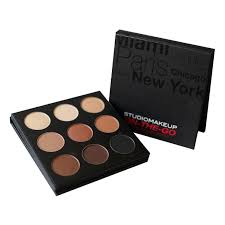 on the go eyeshadow palette warm up studiomakeup