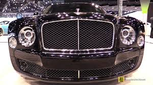 bentley mulsanne limo interior 2016 bentley mulsanne speed exterior and interior walkaround