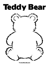 outline bear free download clip art free clip art