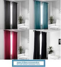 Ikea Velvet Curtains Ikea Thick Cotton Velvet Curtains 1 Pair Sanela Available In