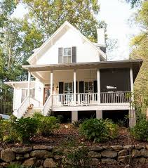 Wrap Around Porch House Plans Southern Living Sugarberry Cottage 5 Houses Built With Same Popular Plan