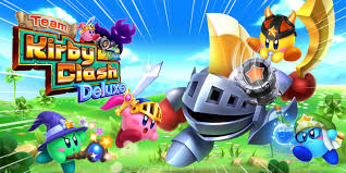 team kirby clash deluxe nintendo 3ds download software games