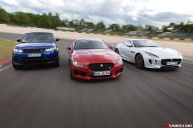 land rover track a day with jaguar land rover at the nurburgring gp track gtspirit