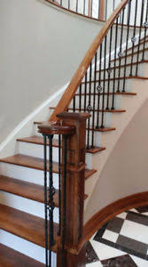 Stair Banister Installation Stair Railing Installation Services In Toronto Gta Kijiji