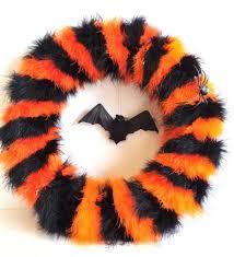 halloween bats wreaths halloween wikii